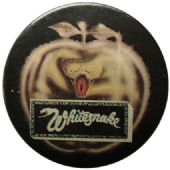 Whitesnake - 'Come an' Get It' Button Badge